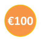Voucher €100 call credit