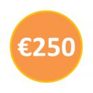 Voucher €250 call credit